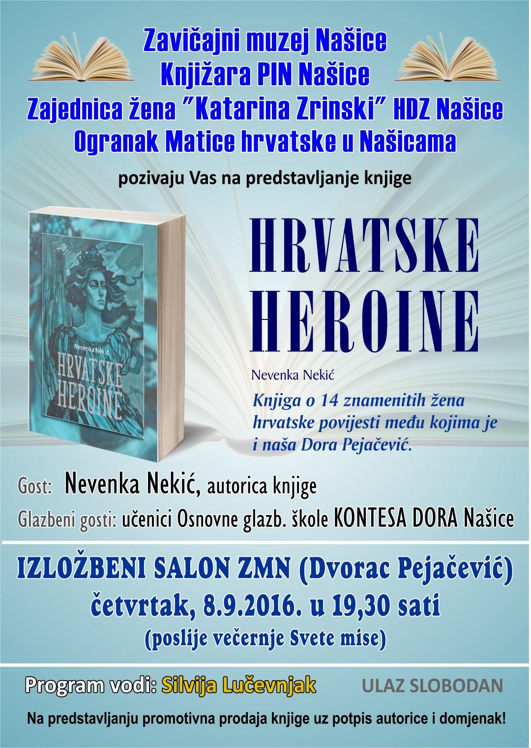 Hrvatske heroine