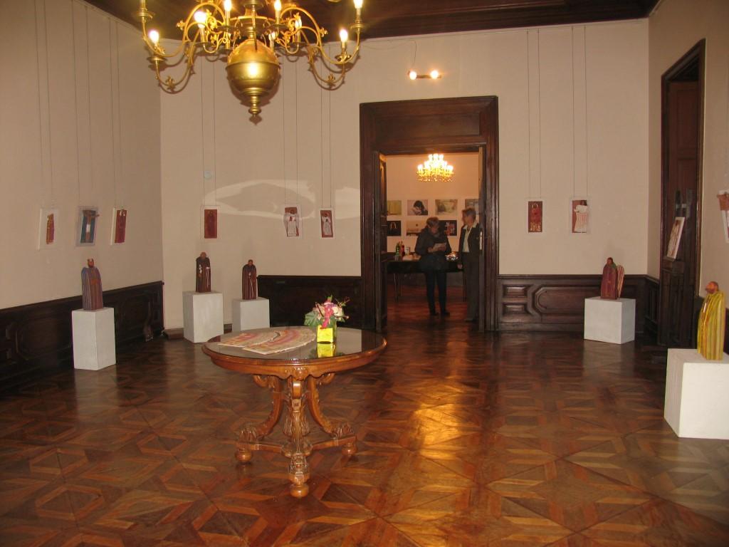 Otvorena izložba radova keramičarke Vedrane Balković